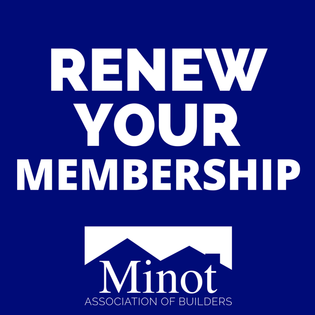 Minot Association of Builders | Helping build Minot for over