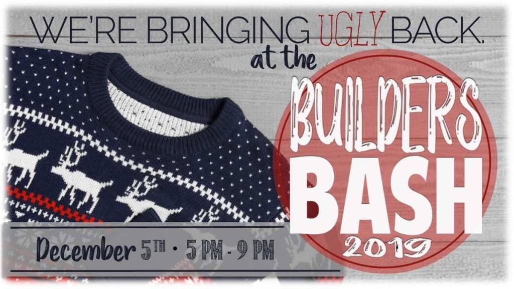 2019 Builders' Bash Sponsorships and Tickets