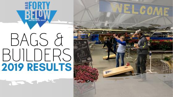 Bags & Builders 2019: Results